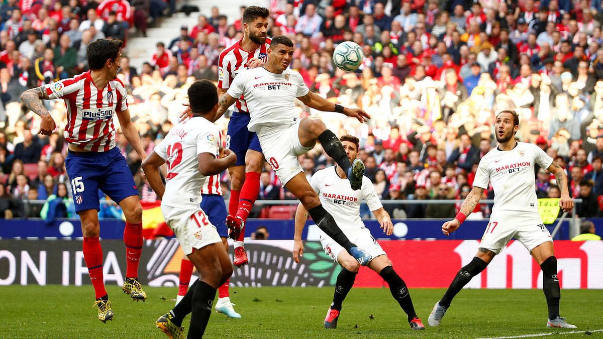 اسپین میں 8 جون سے پروفیشنل فٹ بال کی ہوگی واپسی