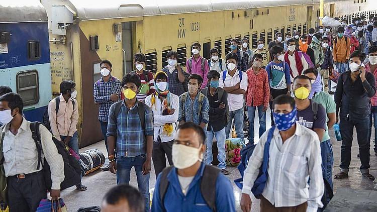 کرناٹک: مہاجر مزدوروں کی امیدیں ختم، حکومت نے کیا ٹرین کینسل کرنے کا فیصلہ