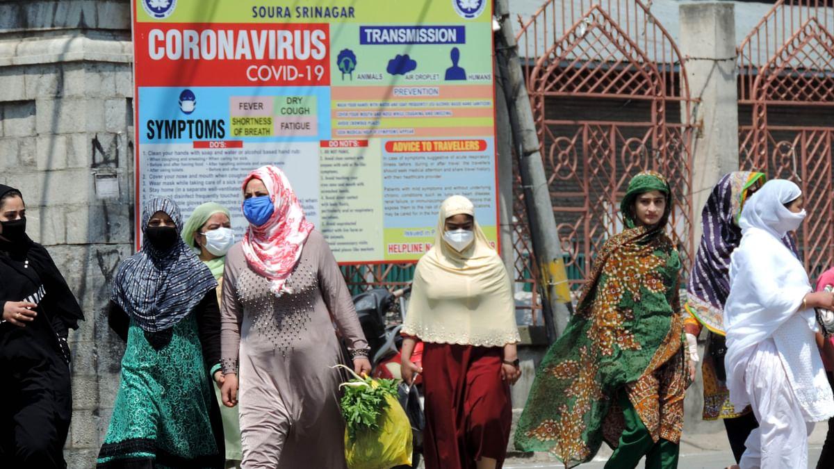 کشمیر میں لاک ڈاؤن: جمعۃ الوداع پر مساجد خاموش، یوم القدس کی محدُود تقریبات، بازار ویران