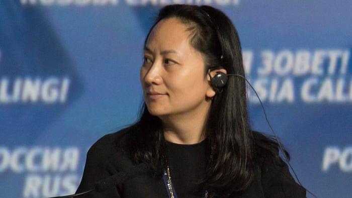 چین نے کی مینگ وانجھ کو حراست میں لیے جانے کی مذمت