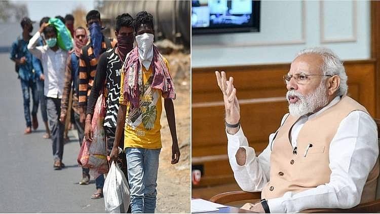طنز و مزاح: آتم نربھر بھارت، بھوک پیاس، تھکان اور حادثوں سے 'اموات کا پیکیج'...وشنو ناگر