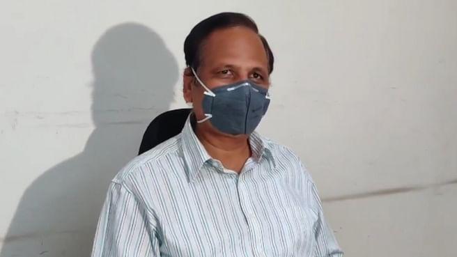 دہلی کے وزیر صحت ستیندر جین