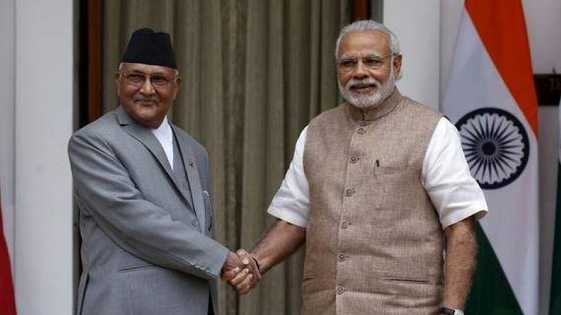 نیپال حکومت دوطرفہ بات چیت کا ماحول خراب نہ کرے: ہندوستان