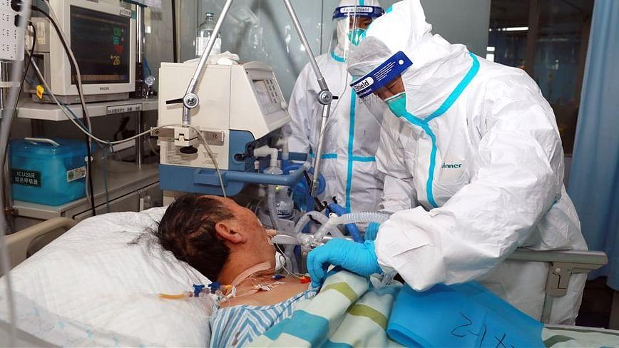 دنیا میں کورونا سے 3.57 لاکھ سے زائد ہلاکتیں، اور 57.88 لاکھ سے زائد متاثر