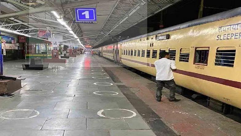 سورت سے ہریدوار پہنچی مزدور 'اسپیشل ٹرین' سے 167 مسافر لاپتہ، انتظامیہ پریشان
