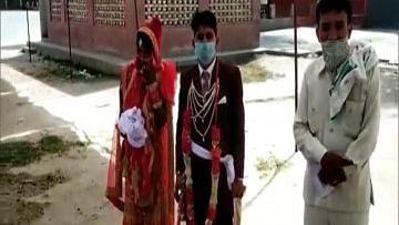 اہم خبریں: ہریانہ میں شادی کے فوراً بعد دولہا-دلہن نے کرایا کورونا ٹیسٹ
