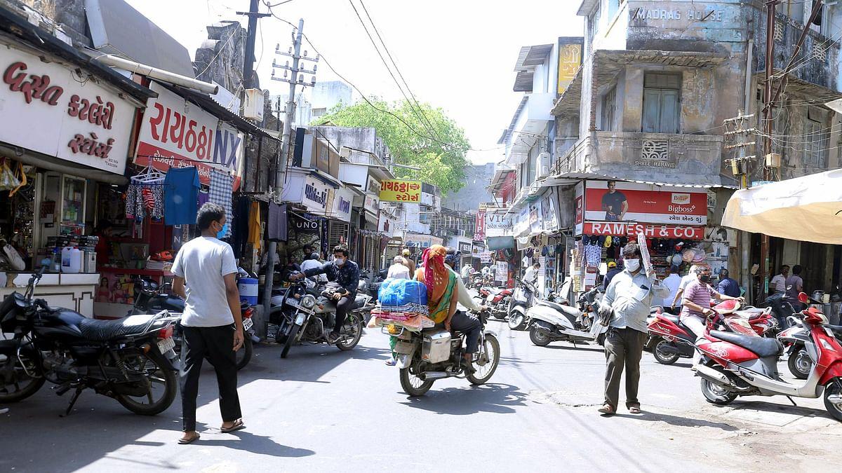 لاک ڈاؤن 4.0: ملک میں چار کروڑ دکانیں کھلیں، خریدار غائب