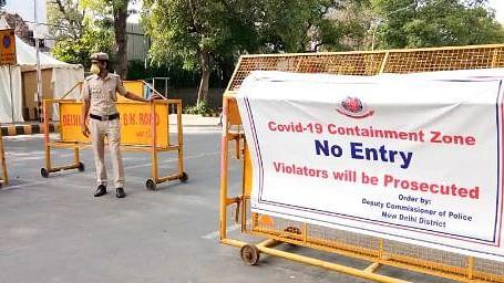 دہلی میں کورونا کے قہر سے متاثرین کی تعداد 10 ہزار سے متجاوز