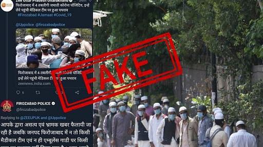 تبلیغی جماعت کے خلاف فرضی خبر معاملہ میں مرکز اور پریس کونسل کو سپریم کورٹ کا نوٹس