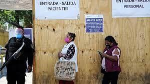 میکسیکو: 24 گھنٹوں میں کورونا وائرس سے 364 افراد کی موت، 2885 نئے معاملے