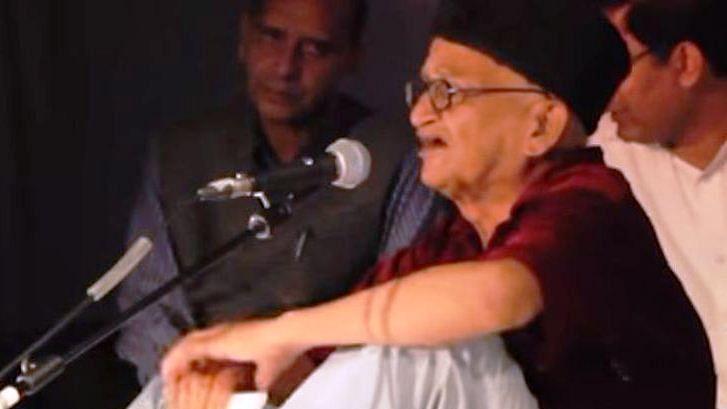 اسرار جامعی عہد حاضر کے سب سے ممتاز طنزیہ و مزاحیہ شاعر تھے: پروفیسر شہزاد انجم