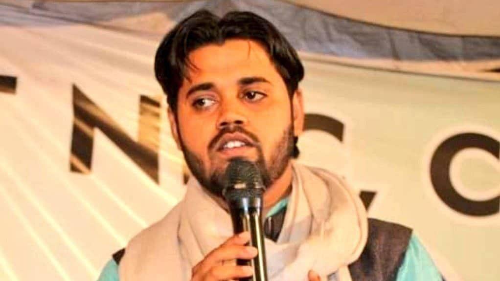 جامعہ تشدد کے الزام میں آصف گرفتار