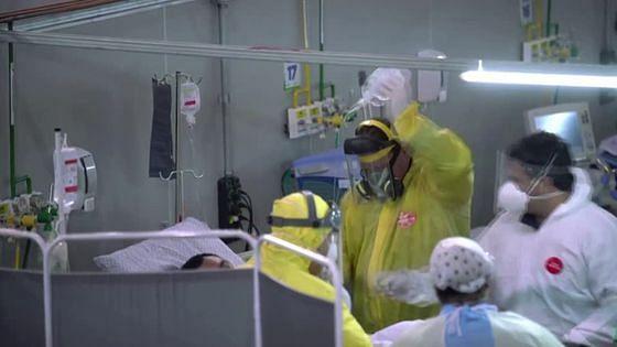 دنیا میں کورونا  متاثرین کی تعداد 50 لاکھ سے تجاوز