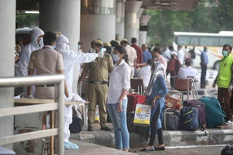 لاک ڈاؤن میں پھنسے 480 طلبا کوٹہ سے دہلی لوٹے، والدین نے لی راحت کی سانس