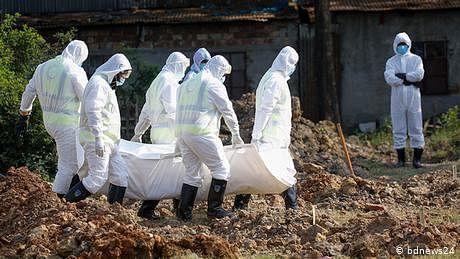 ہندوستان میں کورونا وائرس سے ہلاکتوں کی تعداد ایک لاکھ 12 ہزار سے متجاوز