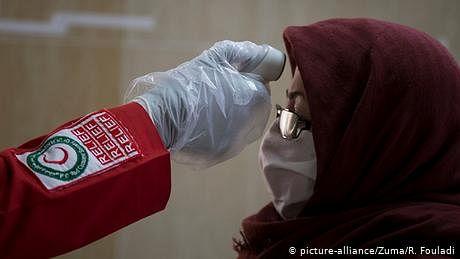 کورونا تازہ ترین: ایران میں کسی ایک دن میں نئے انفیکشنز کی کم ترین تعداد