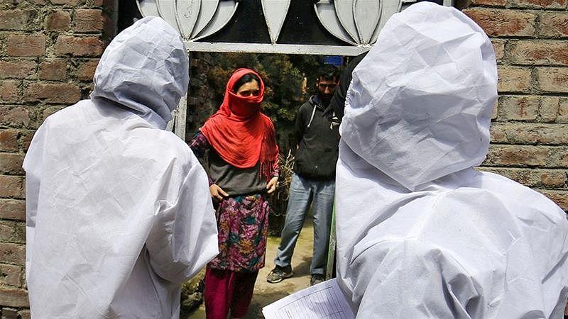 کشمیر میں کورونا میں مبتلا ایک اور مریض از جان، اموات کی کل تعداد 64 ہوئی