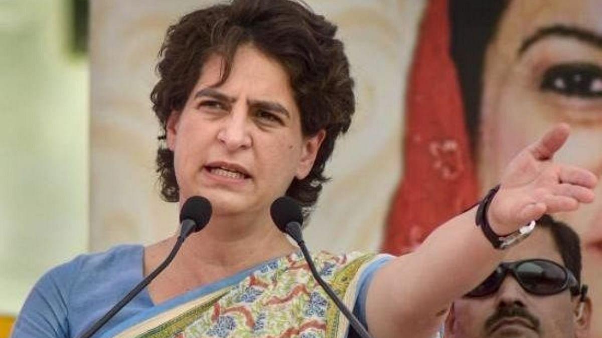 للو کی رہائی کے لئے پرینکا گاندھی میدان میں