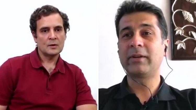ویڈیو: راجیو بجاج نے راہل گاندھی سے کہا 'ہندوستان جیسا سخت لاک ڈاؤن کسی ملک میں نہیں لگا'