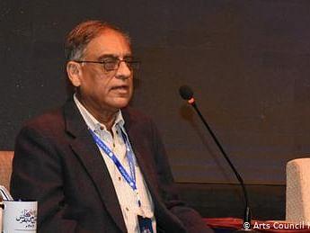 معروف ادیب اور نثرنگار ڈاکٹر آصف فرخی