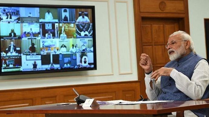وزیر اعظم مودی اگلے ہفتہ وزرائے اعلی سے پوچھیں گے وبا سے کیسے نمٹا جائے