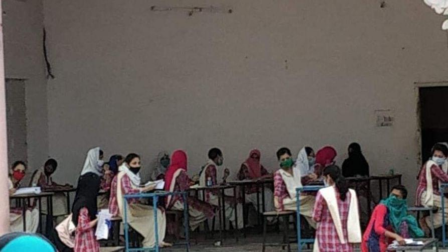 مدھیہ پردیش: امتحان میں مسلم طلبا کو علیحدہ بٹھایا گیا، سوشل میڈیا پر ہو رہی مذمت