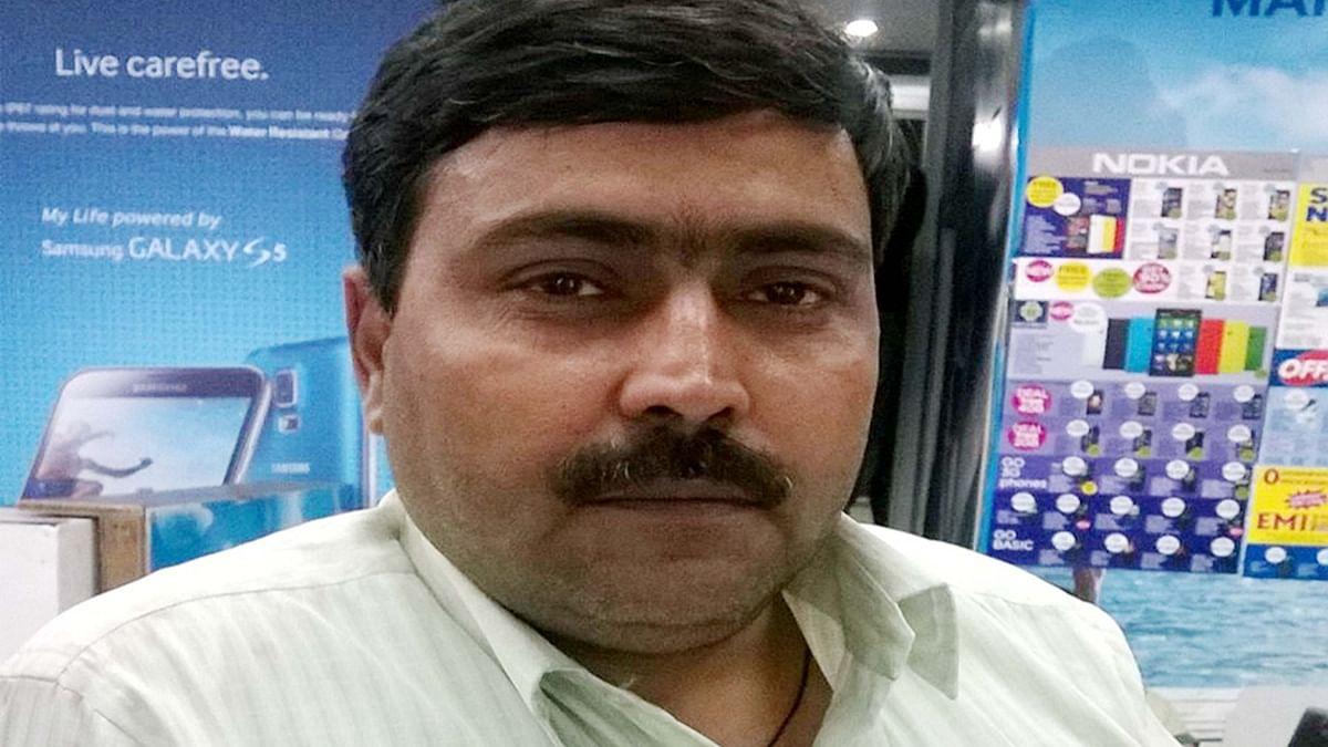 قومی آواز کے سب ایڈیٹر علی حیدر عرفی کو صدمہ