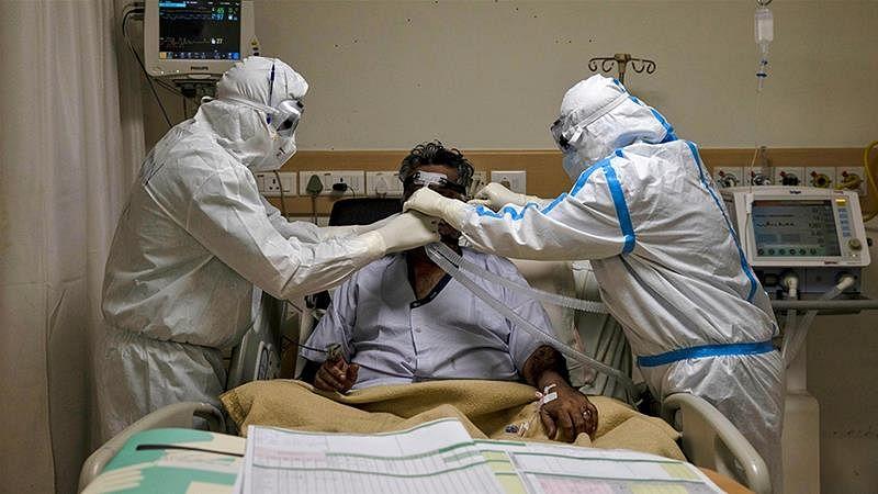 دہلی میں کورونا مریضوں کی تعداد 83 ہزار سے تجاوز ، کنٹیمنٹ زون کی تعداد 417