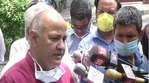 سسودیا کے بیان سے دہلی میں دہشت، جولائی تک ہوں گے کورونا کے 5.5 لاکھ کیسز
