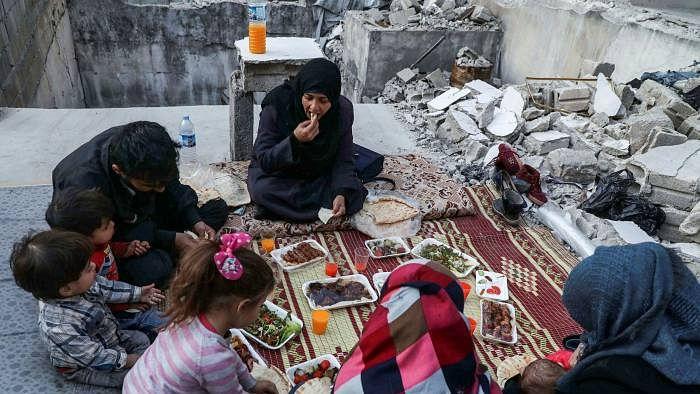 شام میں 93 لاکھ افراد مناسب خوراک سے محروم
