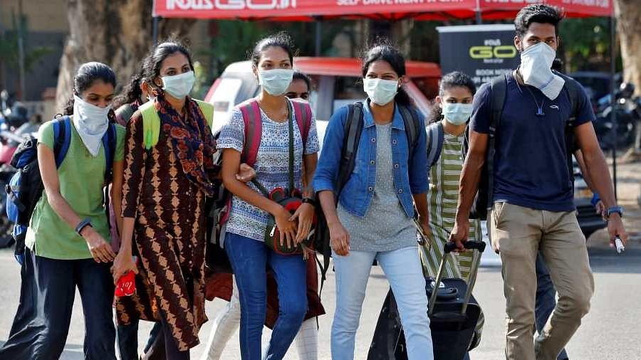 لاک ڈاؤن: مئی ماہ میں بحالی سرگرمیاں 61 فیصد کم، دہلی و کولکاتا کی حالت خستہ