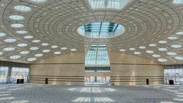 سعودی عرب: تبوک کی بغیر ستون سب سے بڑے گنبد والی مسجد