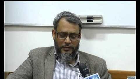 دہلی یونیورسٹی میں عربی کے پروفیسر ولی اختر ندوی کی رحلت