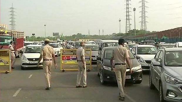 دہلی۔این سی آر سرحد پرنقل و حرکت کے لئے مشترکہ منصوبہ بنایا جائے