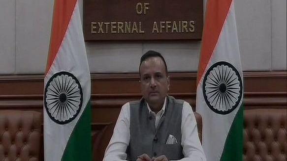 ہندوستان سرحد پر امن برقرار رکھنے کے حق میں ہے