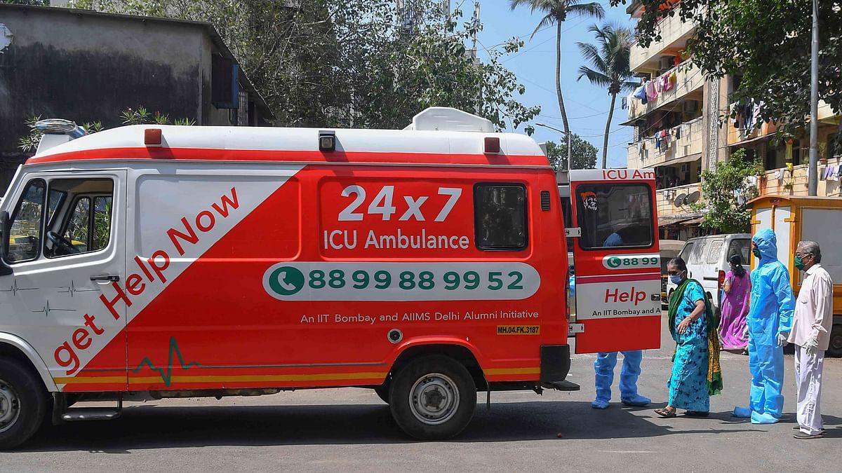 کورونا بحران میں ایمبولنس ڈرائیور نے بیان کیا درد، 'پہلے اسپتال پہنچاؤ، پھر قبرستان'