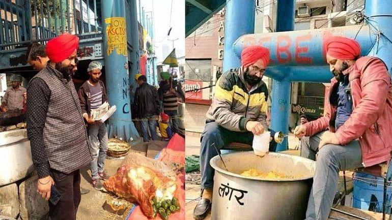 دہلی تشدد میں ڈی ایس بندرا کا آیا نام، حیران بندرا نے کہا 'کیا لنگر تقسیم کرنا جرم ہے؟'