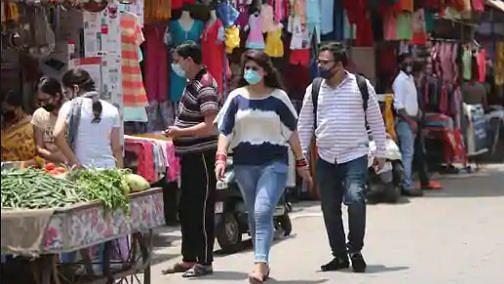 ممبئی میں سڑکوں اور بازاروں کی رونق لوٹ آئی