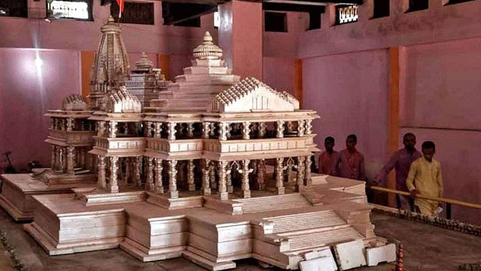جولائی میں ہوگا رام مندر تعمیر کا آغاز، تقریب میں پی ایم مودی کی شرکت متوقع