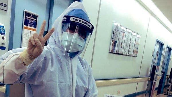 سعودی خاتون ڈاکٹر کا کورونا سے متاثرہ حاملہ خواتین کے نام پیغام