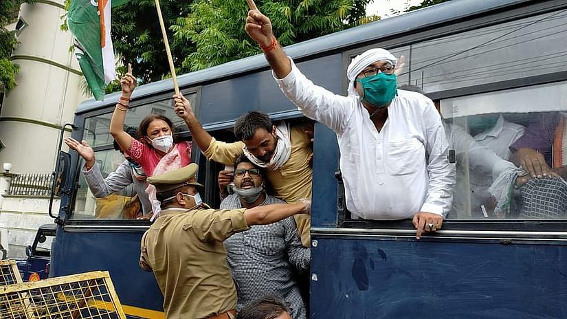 یوپی میں پسماندہ طبقات پر ظلم و ستم، لیڈران اور وزرا تک آواز اٹھانے میں خوفزدہ: اجے کمار للو