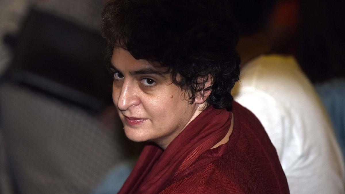 پرینکا گاندھی، تصویر Getty Images
