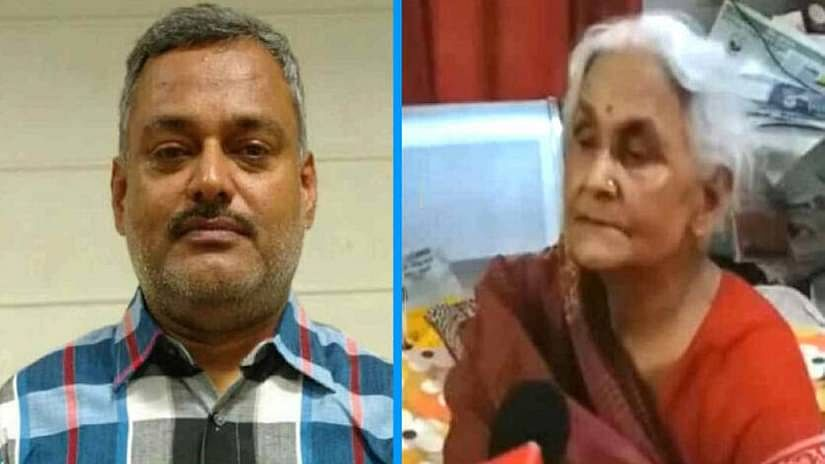 'میرے بیٹے کو گولی مار دو!' پولیس کی گرفت سے دور بدنام زمانہ وکاس دوبے کی ماں کا بیان