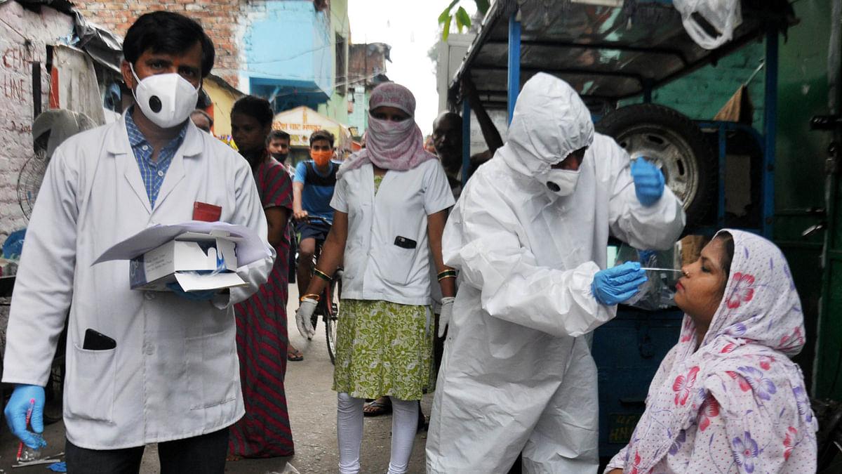 کورونا: ہندوستان میں بد سے بدتر حالات، ایک دن میں ریکارڈ 40 ہزار سے زیادہ معاملے درج