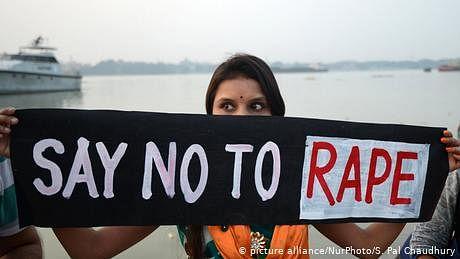 'جنسی زیادتی کے بعد بھارتی حکومت صرف ایک پلاسٹر ہی دیتی ہے'