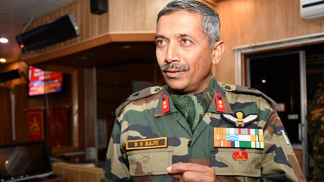 کشمیریوں کو داعش اور القاعدہ جیسی تنظیموں کی آئیڈیالوجی پسند نہیں: لیفٹیننٹ جنرل راجو