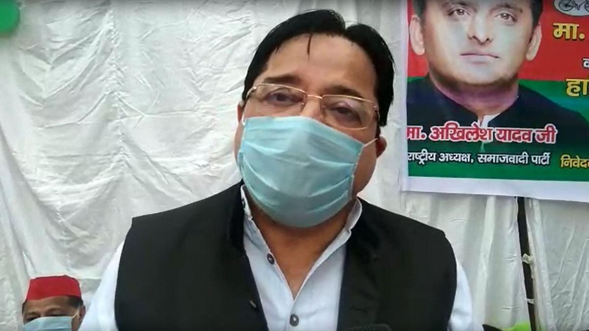 مرادآباد: اکھلیش کا جنم دن منانے پر ایس ٹی حسن و 4 اراکین اسمبلی سمیت 50 کے خلاف مقدمہ!
