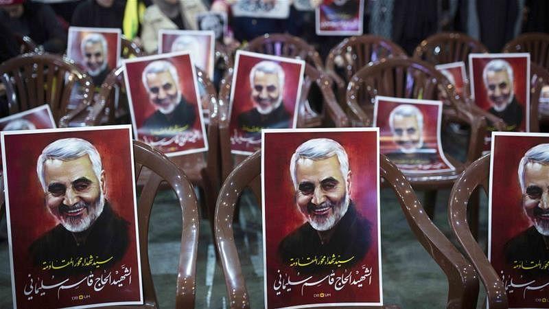 'قاسم سلیمانی کا قتل ایک غیر قانونی اقدام اور بین الاقوامی قانون کی خلاف ورزی'