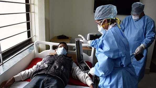 ہندوستان میں کورونا کی تباہی، ریکارڈ 28637 نئے معاملے درج، مزید 551 ہلاکتیں