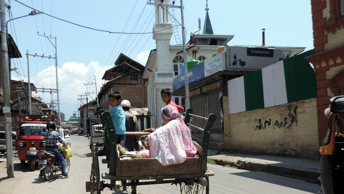 کشمیر: کورونا میں مبتلا مزید چار افراد کی موت